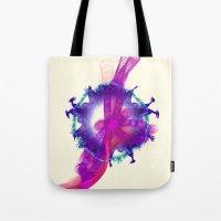 Antenna Nebula Tote Bag