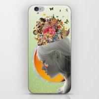 Inside of Me iPhone & iPod Skin