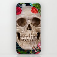 tropical scary  iPhone & iPod Skin