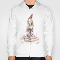 Christian Lacroix for Schiaparelli Fashion Illustration Hoody