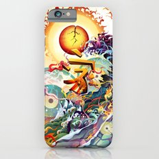 Japan Earthquake 11-03-2011 Slim Case iPhone 6s