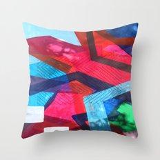 Stitch on me Throw Pillow