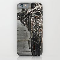Black Harley Street Glid… iPhone 6 Slim Case