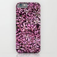 iPhone & iPod Case featuring Leaves 3 by Marie Elke Gebhardt