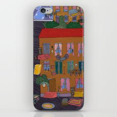 Inside Out Apartment iPhone & iPod Skin