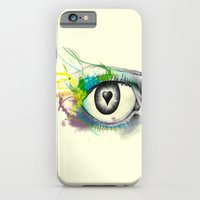 I heart U iPhone 6 Slim Case