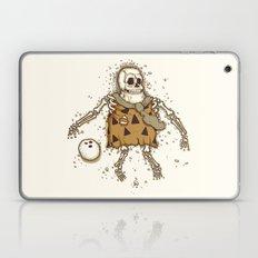 Mysterious fossil Laptop & iPad Skin