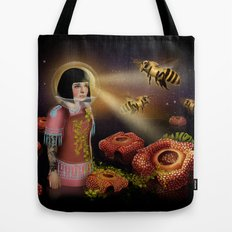 Oblivion: Anthophila ll Tote Bag