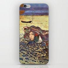 The Mermaid iPhone & iPod Skin