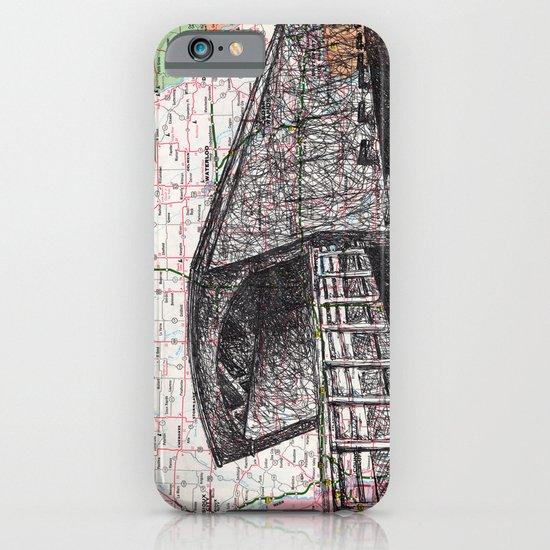 Iowa iPhone & iPod Case
