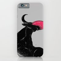 iPhone & iPod Case featuring BULL?DOG? by Anwar Rafiee