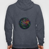 Flower of Life in the Universe - Universe in the Flower of Life Hoody