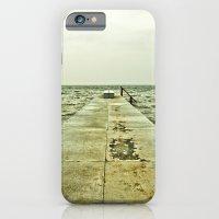 Rough waters iPhone 6 Slim Case