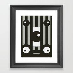 VAUDEVILLE Framed Art Print