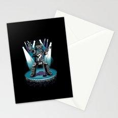 Jukebox Hero Stationery Cards