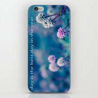 Everything Matters iPhone & iPod Skin