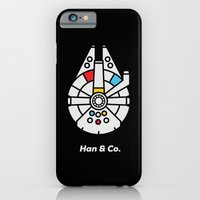 Han and Co iPhone 6 Slim Case
