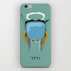 The Robot iPhone & iPod Skin