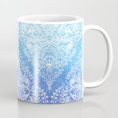 Out Of The Blue - White … Mug