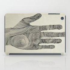 Hand iPad Case