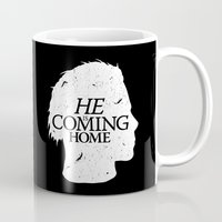 Halloween Is Coming Mug