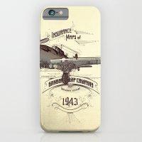 1943 caza iPhone 6 Slim Case