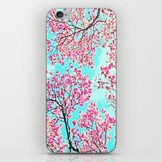 Flower Magic In Da Sky iPhone & iPod Skin