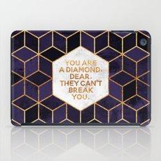 You are a diamond, dear. iPad Case