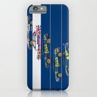 Colin McRae, The Subaru Years iPhone 6 Slim Case