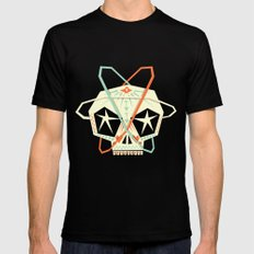 We will return, no matter how Mens Fitted Tee Black SMALL