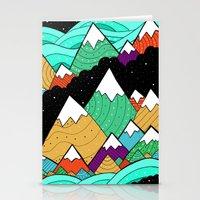 Star Fields  Stationery Cards