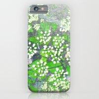 FlowerPower Fantasy 9-A iPhone 6 Slim Case