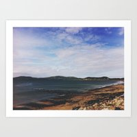 Ring of Kerry Shores Art Print