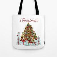It's Christmas Tote Bag