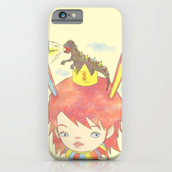 CROWN NEST - GOZILLA KING 고질라킹 iPhone & iPod Case