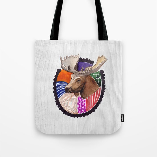 The Wild / Nr. 2 Tote Bag
