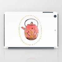 Teapot Terrarium iPad Case