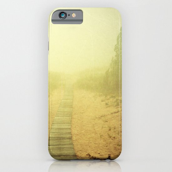 Edge of the World  iPhone & iPod Case