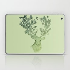 The Natural Progression? 1 of 3 in Green Laptop & iPad Skin