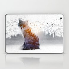 A Wilderness Within / Fo… Laptop & iPad Skin