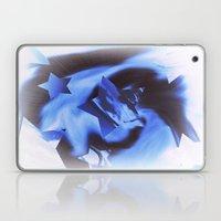 Starburts II cold blue Laptop & iPad Skin