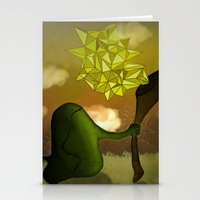 Tirando Magia Stationery Cards