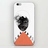 Moonrise Mountain (mothe… iPhone & iPod Skin
