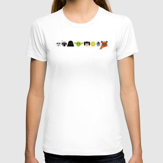 Wars Dolls T-shirt