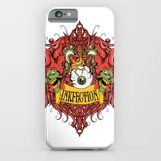 Inkfection joker iPhone & iPod Case