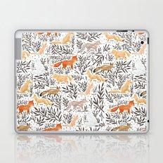 Foxes Field Guide Laptop & iPad Skin