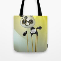 YellowPanda Tote Bag