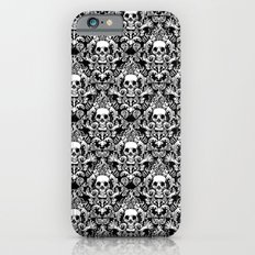 Skull Damask Slim Case iPhone 6s