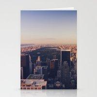 Central Park | New York City Stationery Cards