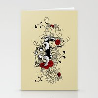 cọp Stationery Cards